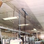 Adaptacja akustyczna ścian i stropu pomieszczenia produkcyjnego