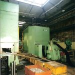 Noise barriers of presses