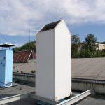 Tłumik instalacji wentylacyjnej