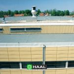 Tłumiki akustyczne wentylatorów dachowych